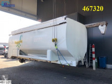 Tanker Silo / Bulk tank, 5 Compartments, Compressor, Remote