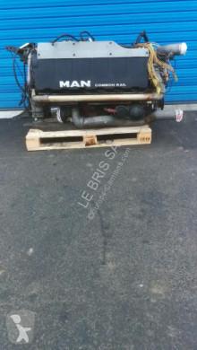 Bloc moteur MAN TGX