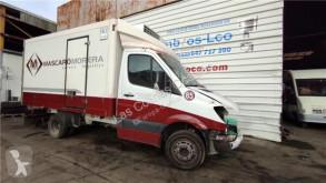 Repuestos para camiones Radiateur de refroidissement du moteur pour camion MERCEDES-BENZ SPRINTER 515 CDLÇ sistema de refrigeración usado