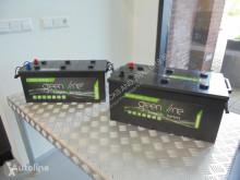 Pièces détachées PL Autre pièce détachée électrique Greenline 180 AH Truck Battery pour camion occasion