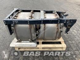 Repuestos para camiones sistema de escape silenciador de escape DAF Exhaust Silencer DAF
