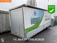 Tautliner container Aluminium side boards