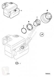 达夫重型卡车零部件 Réservoir AdBlue pour tracteur routier Serie XF105.XXX Fg 4x2 [12,9 Ltr. - 340 kW Diesel] 二手