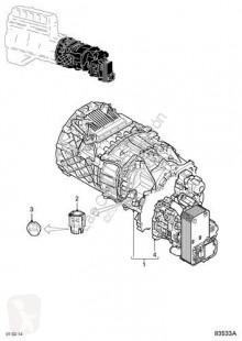 Peças pesados motor DAF Moteur Despiece pour tracteur routier Serie XF105.XXX Fg 4x2