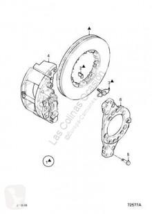 Repuestos para camiones frenado pinza de freno DAF Étrier de frein pour tracteur routier Serie XF105.XXX Fg 4x2