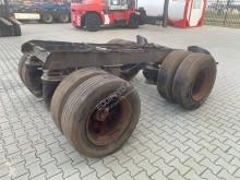 Náhradní díly pro kamiony SAF + double-tires použitý