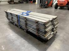 Equipamientos cortina Van Hool 79 aluminium zijborden voor oplegger
