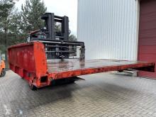 Platformă LAADBAK PLATEAU 4m60 voor KOPPELSCHOTEL TREKKER / PLATFORM 4m60 for 5th WHEEL TRACTOR UNIT / PLATEAU 4m60 pour SELETTE TRACTEUR
