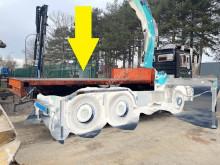 Equipamientos carrocería caja abierta LAADBAK PLATEAU 4m60 voor KOPPELSCHOTEL TREKKER / PLATFORM 4m60 for 5th WHEEL TRACTOR UNIT / PLATEAU 4m60 pour SELETTE TRACTEUR