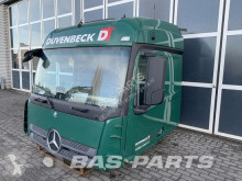 Mercedes cabin Mercedes Actros MP4 StreamSpace L2H2
