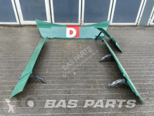 Mercedes deflector Spoilerset Mercedes Actros MP4 StreamSpace L2H2