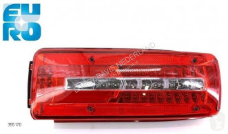 Repuestos para camiones sistema eléctrico iluminación piloto luz trasera DAF Feu arrière 12-LED pour tracteur routier XF106,CF,LF neuf