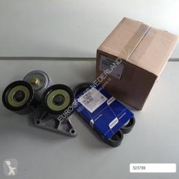 Repuestos para camiones correa correo trapezoidal dentada tensor de correa DAF Tendeur de courroie Orginele Spanrol Set 9pk pour tracteur routier neuf