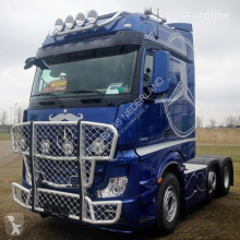 Pare-chocs BULLBAR pour tracteur routier MERCEDES-BENZ Actros MP4 neuf cabine / carrosserie neuf