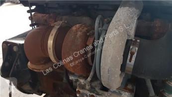 قطع غيار الآليات الثقيلة Cummins Turbocompresseur de moteur Turbo pour camion مستعمل