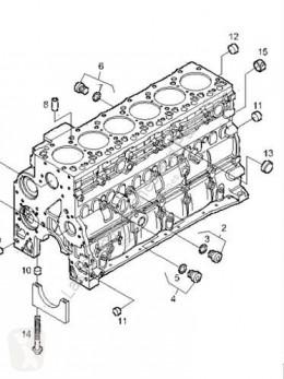 Motorblock Iveco Eurocargo Bloc-moteur Bloque (03.2008->) FG 110 W Allrad 4x4 [5,9 Ltr. pour camion (03.2008->) FG 110 W Allrad 4x4 [5,9 Ltr. - 160 kW Diesel]