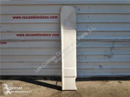Repuestos para camiones cabina / Carrocería piezas de carrocería MAN Aileron Spoiler Lateral F 2000 18.273 F, FL, FLL pour camion F 2000 18.273 F, FL, FLL