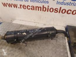 Pièces détachées PL Iveco Eurocargo Pot d'échappement Silenciador Chasis (Typ 75 E 14) [3,9 Ltr. - pour camion Chasis (Typ 75 E 14) [3,9 Ltr. - 100 kW Diesel] occasion