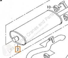 Pièces détachées PL Volkswagen Pot d'échappement Silenciador Trasero LT 28-46 II Caja/Chasis (2DX0FE) pour camion LT 28-46 II Caja/Chasis (2DX0FE) 2.8 TDI occasion