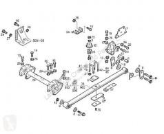 Repuestos para camiones suspensión suspensión de ballestas suspensión de ballestas Iveco Stralis Ressort à lames Ballesta Eje Delantero Derecho AS 440S48 pour tracteur routier AS 440S48