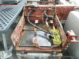 Accu Iveco Stralis Boîtier de batterie Soporte Baterias AS 440S48 pour tracteur routier AS 440S48