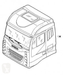 Kabine / karrosseri Iveco Stralis Cabine Cabina Completa AS 440S48 pour camion AS 440S48