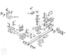 Pièces détachées PL Iveco Stralis Kit de réparation Kit Reparacion Abarcon AS 440S48 pour tracteur routier AS 440S48 occasion