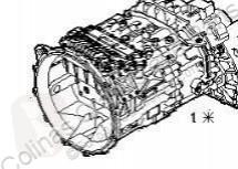 Iveco Stralis Boîte de vitesses Caja Cambios Manual AS 440S48 pour camion AS 440S48 boîte de vitesse occasion