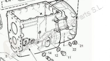 Scania Boîte de vitesses Caja Cambios Manual Serie 4 (P/R 124 L)(1996->) FG 42 pour camion Serie 4 (P/R 124 L)(1996->) FG 420 (4X2) E2/E3 [11,7 Ltr. - 309 kW Diesel] boîte de vitesse occasion