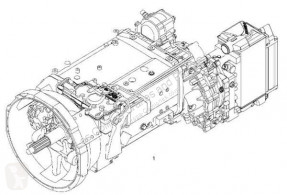 MAN Boîte de vitesses Caja Velocidades TG - A 26.XXX FAKI 6X6 BB (E3) [10,5 Lt pour tracteur routier TG - A 26.XXX FAKI 6X6 BB (E3) [10,5 Ltr. - 294 kW Diesel] boîte de vitesse occasion