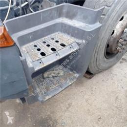 Repuestos para camiones Iveco Stralis Marchepied Peldaño Chasis Izquierdo AD 260S31, AT 260S31 pour camion poubelle AD 260S31, AT 260S31 cabina / Carrocería piezas de carrocería estribo / escalera usado