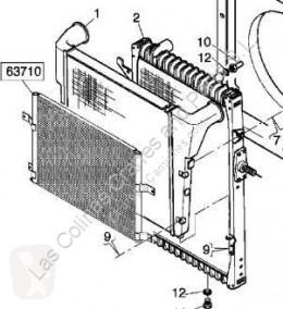 Pièces détachées PL Renault Magnum Radiateur de refroidissement du moteur Radiador E.TECH 480.18T pour tracteur routier E.TECH 480.18T occasion