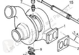 Repuestos para camiones motor alimentación de aire turbocompresor Renault Magnum Turbocompresseur de moteur Turbo E.TECH 480.18T pour tracteur routier E.TECH 480.18T