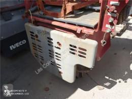 Pièces détachées PL Iveco Stralis Pot d'échappement SILENCIADOR AS 440S48 pour camion AS 440S48