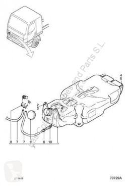 Запчасти для грузовика DAF Réservoir de lave-glace Deposito Limpia Parabrisas Serie LF55.XXX desde 06 Fg 4x2 [6 pour camion Serie LF55.XXX desde 06 Fg 4x2 [6,7 Ltr. - 184 kW Diesel] б/у