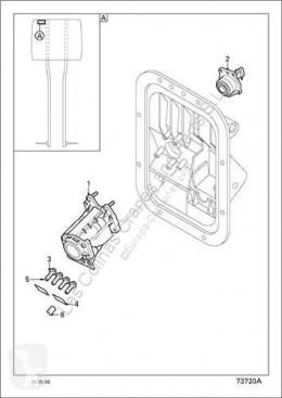 Pièces détachées PL DAF Maître-cylindre de frein Bomba De Freno Serie LF55.XXX desde 06 Fg 4x2 [6,7 Ltr. - 18 pour camion Serie LF55.XXX desde 06 Fg 4x2 [6,7 Ltr. - 184 kW Diesel] occasion