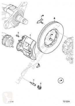 Pièces détachées PL DAF Étrier de frein Pinza Freno Eje Delantero Derecho Serie LF55.XXX desde 06 Fg pour camion Serie LF55.XXX desde 06 Fg 4x2 [6,7 Ltr. - 184 kW Diesel] occasion