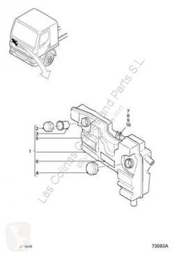 Vase d'expansion DAF Réservoir d'expansion Deposito Expansion Serie LF55.XXX desde 06 Fg 4x2 [6,7 Ltr. pour camion Serie LF55.XXX desde 06 Fg 4x2 [6,7 Ltr. - 184 kW Diesel]