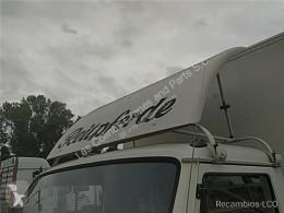Repuestos para camiones MAN Aileron Spoiler Central G 8.136 F,8.136 FL pour camion G 8.136 F,8.136 FL usado