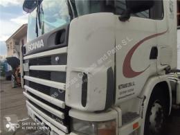 Pièces détachées PL Scania Revêtement DEFLECTOR LATERAL IZQUIERDO Serie 4 (P/R 164 L)(2001->) F pour tracteur routier Serie 4 (P/R 164 L)(2001->) FG 480 (4X2) E3 [15,6 Ltr. - 353 kW Diesel] occasion