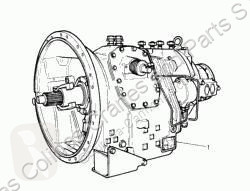 Gearkasse Renault Premium Boîte de vitesses Caja Cambios Manual Distribution 300.26D pour camion Distribution 300.26D