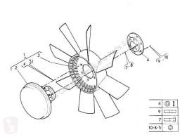 Ventilator Scania Ventilateur de refroidissement Ventilador Viscoso Serie 4 (P/R 164 L)(2001->) FG 4 pour tracteur routier Serie 4 (P/R 164 L)(2001->) FG 480 (4X2) E3 [15,6 Ltr. - 353 kW Diesel]