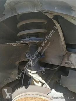 Volkswagen Amortisseur Amortiguador Delantero Derecho T5 Transporter (7H)(04 pour camion T5 Transporter (7H)(04.2003->) 1.9 Combi (largo) techo elevado [1,9 Ltr. - 62 kW TDI CAT (BRR)] használt lengéscsillapító