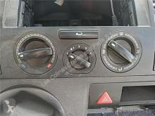 Volkswagen Tableau de bord Mandos Calefaccion / Aire Acondicionado T5 Transporte pour véhicule utilitaire T5 Transporter (7H)(04.2003->) 1.9 Combi (largo) techo elevado [1,9 Ltr. - 62 kW TDI CAT (BRR)] használt Műszerfal