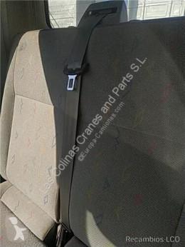 Teherautó-alkatrészek Volkswagen Autre pièce détachée pour cabine Cinturon Seguridad Delantero Derecho Cinturon Seguridad Delantero Derecho T5 Transporter ( pour véhicule utilitaire T5 Transporter (7H)(04.2003->) 1.9 Combi (largo) techo elevado [1,9 Ltr. - 62 kW TDI CAT (BRR)] használt