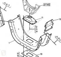 Двигател Renault Magnum Moteur Travesaño Eje Delantero E-Tech 2000 -> Chasis pour camion E-Tech 2000 -> Chasis 4 X 2 [12,0 Ltr. - 324 kW Diesel]
