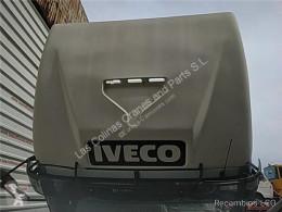 Piese de schimb vehicule de mare tonaj Iveco Eurocargo Aileron Spoiler Central tector Chasis (Modelo 100 E pour camion tector Chasis (Modelo 100 E 18) [5,9 Ltr. - 134 kW Diesel] second-hand