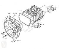 DAF gearbox Boîte de vitesses Caja Cambios Manual Serie LF55.XXX desde 06 Fg 4x2 [4,5 Ltr. pour camion Serie LF55.XXX desde 06 Fg 4x2 [4,5 Ltr. - 152 kW Diesel]