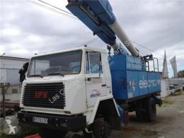Suspension IPV Essieu Eje Delantero Completo 180 R 20 GN TODO TERRENO 4X4 pour camion 180 R 20 GN TODO TERRENO 4X4
