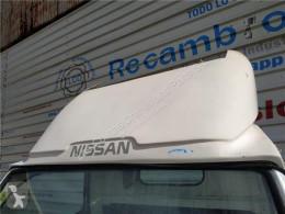 Nissan Cabstar Aileron Spoiler Techo Solar 35.13 pour camion 35.13 truck part used